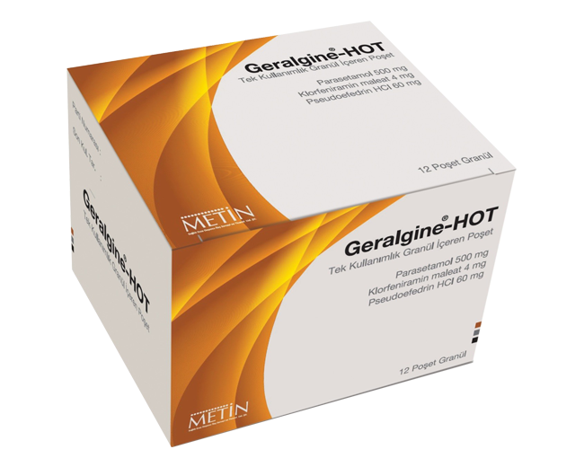 Geralgine hot